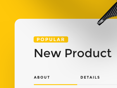 Product info - Mobile responsive ux ui sketch prototype interface freebie flat e-commence design