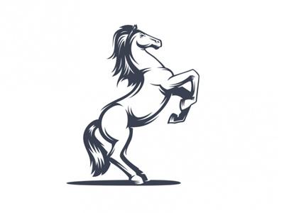 Horse Logo logo horse