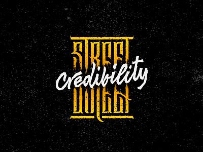 Street Credibility street letters festival hop hip