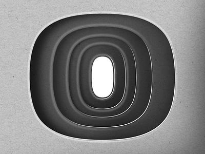 "36DAYSOFTYPE ""0"" photoshop graphic design customtype adobe illustrator vector illustration logotype branding typography affinitydesigner"