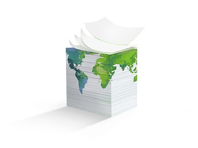 ClearTax - Earth day illustration