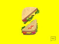 S is for Sandwich