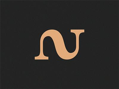 NS letter identity sign yuro illustration design brand symbol icon logo