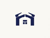 Plumbing / water tap + house