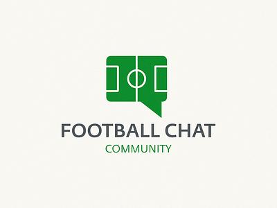football chat football logo football design chat football app football club football