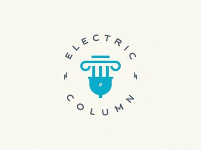 electric column electrician columns column electrical electric