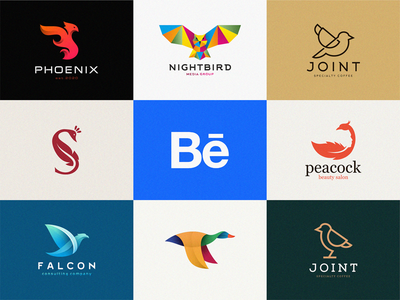 Creative bird collection on BEHANCE bird