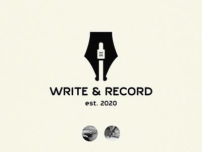 write & record writer record write