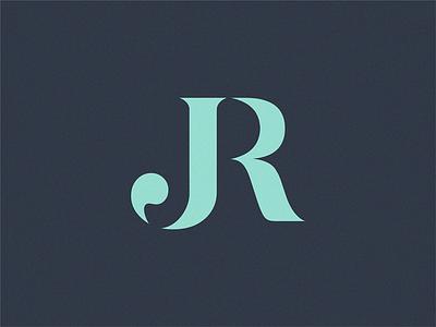 JR monogram monogram design monogram logo jr monogram