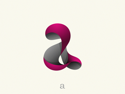 letter a letter mark letter