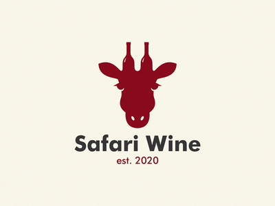 Safari wine safaris giraffe wine label winery safari