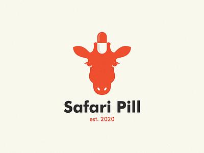 safari pill giraffe pills medical pill safari