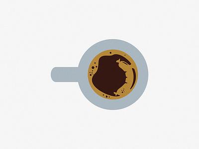 Coffee & Food breakfast cafe logo food and drink coffee cup food coffee shop coffee