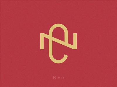 N + e e n monogram design monogram monogram letter mark monogram logo
