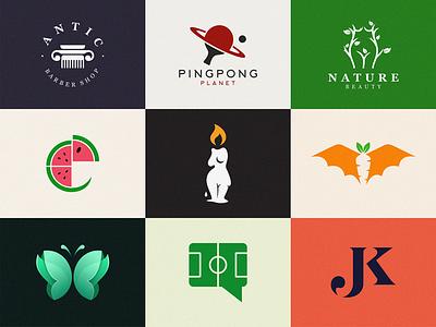 My personal top nine 2020. logos top nine