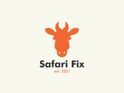 safari fix wrench key giraffe