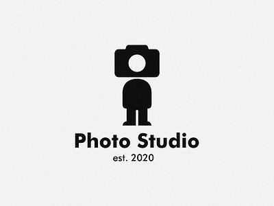 photo studio camera logo photo studio