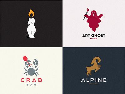logo mix logo design