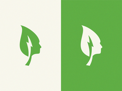 Greens Power leaf face power greens