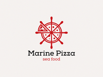 marine pizza steering wheel steering ship food sea pizza marine