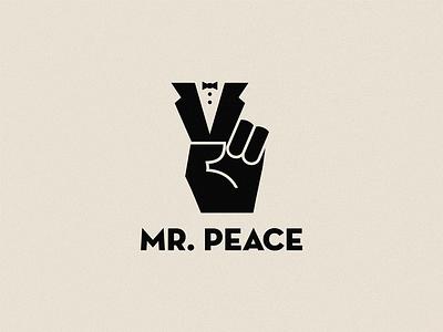 mr Peace victory peace mister