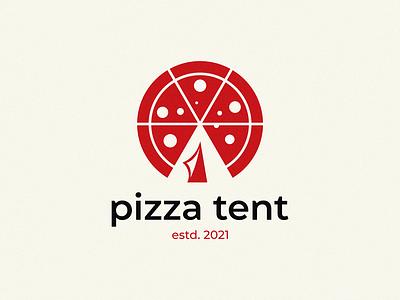 pizza tent camp tent pizza