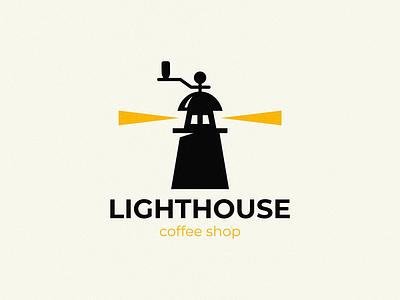 lighthouse / coffe shop beacon lighthouse coffe