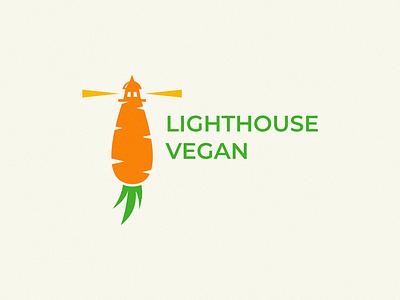 Lighthouse Vegan beacon vegan carrot