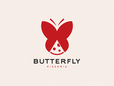 Butterfly / pizzeria pizzeria caffe restorant food italy pizza butterfly