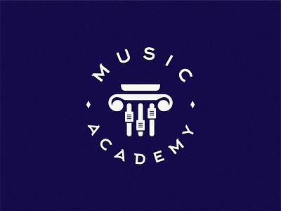 music academy column music academy
