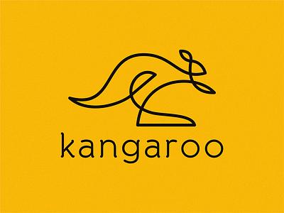 kangaroo line kangaroo