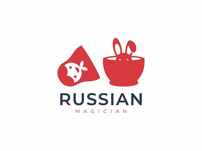 Russian Magic rabbit matryoshka russian magic