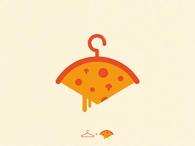 pizza fashion fashion pizza icon symbol logo