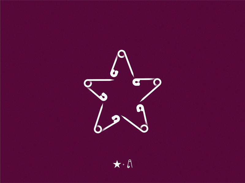 fashion star star fashion symbol sign logo