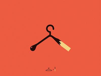 match fashion fashion match hanger symbol sign logo letter