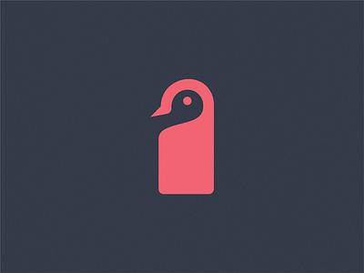 bird / hanger icon illustration symbol logo