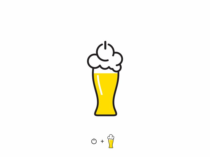 power bar logo symbol illustration icon