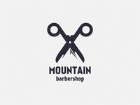 Mountain / barbershop