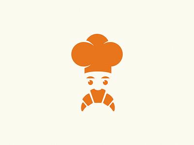 Mr. Baker icon identity design symbol logo