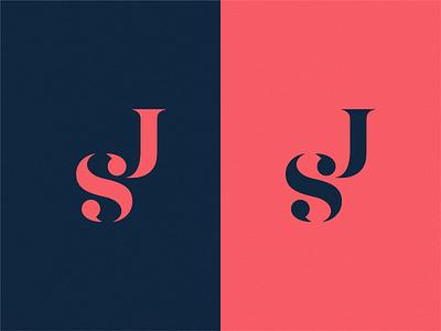SJ symbol icon logo