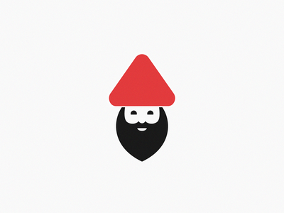 Play Gnome branding symbol brand design logo gnome play