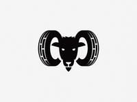 Goat / goat + tire
