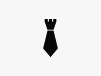 Real Estate / castle + tie