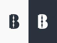Barber B+ Razor / logo idea