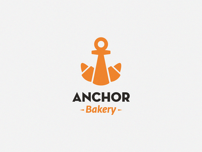 anchor bakery / logo idea