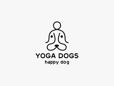 dogs yoga happy guru yoga dogs