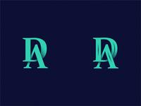 monogram D+A