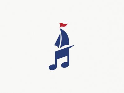 Ocean beat / logo idea