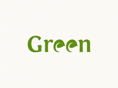 green greens green logo green