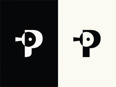 Ping Pong / letter P ping pong